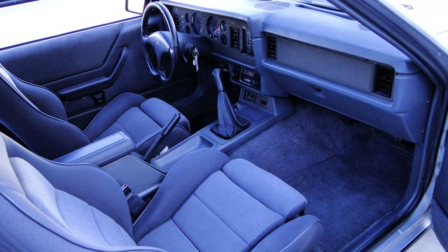 1984 Ford Mustang Turbo SVO 34,000 orig miles Phoenix, Arizona 34