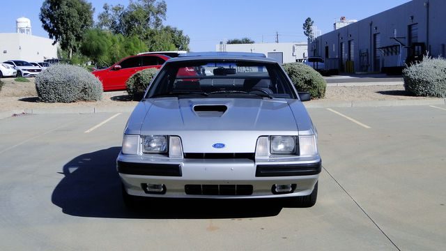 1984 Ford Mustang Turbo SVO 34,000 orig miles Phoenix, Arizona 10
