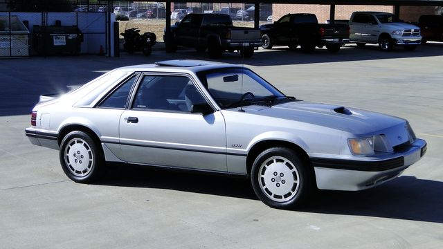 1984 Ford Mustang Turbo SVO 34,000 orig miles Phoenix, Arizona 2