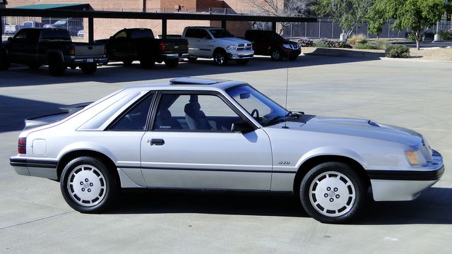 1984 Ford Mustang Turbo SVO 34,000 orig miles Phoenix, Arizona 20