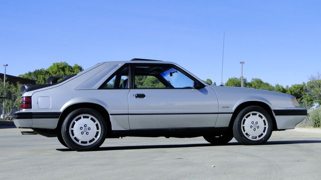 1984 Ford Mustang Turbo SVO 34,000 orig miles Phoenix, Arizona 13