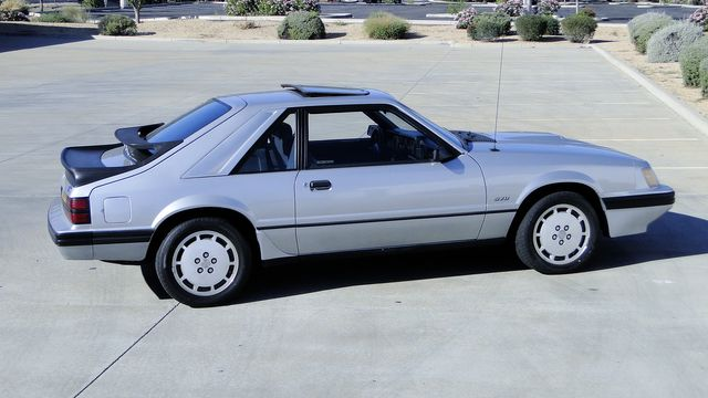 1984 Ford Mustang Turbo SVO 34,000 orig miles Phoenix, Arizona 16
