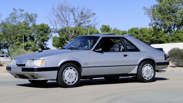 1984 Ford Mustang Turbo SVO 34,000 orig miles Phoenix, Arizona 14