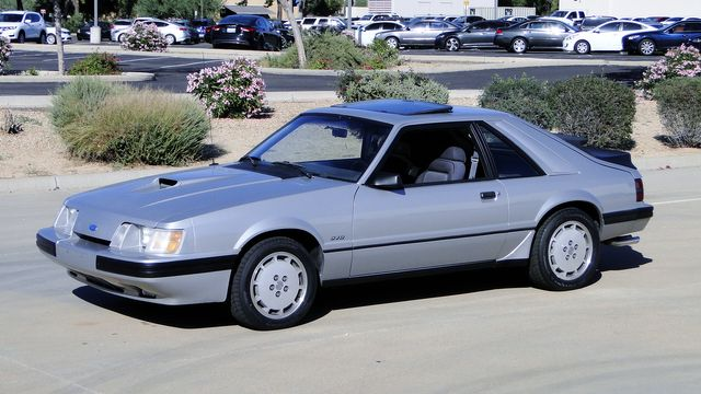 1984 Ford Mustang Turbo SVO 34,000 orig miles Phoenix, Arizona 15