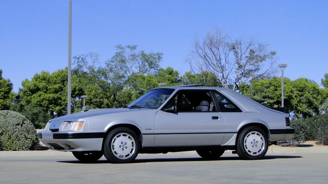 1984 Ford Mustang Turbo SVO 34,000 orig miles Phoenix, Arizona 0
