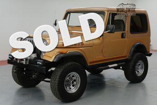 1984 Jeep CJ 4WD in Denver CO