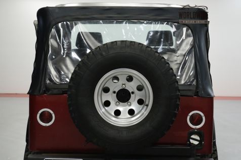 1984 Jeep CJ 4WD FRAME UP RESTORED. 360 V8! PB. PS. | Denver, CO | Worldwide Vintage Autos in Denver, CO
