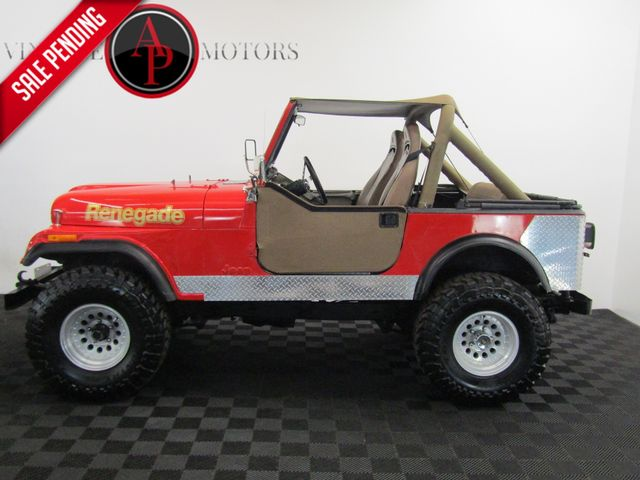 1984 Jeep CJ7 V8 4X4 LIFTED