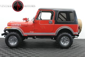 1984 Jeep CJ7 LAREDO 4X4 I6 MANUAL in Statesville, NC 28677