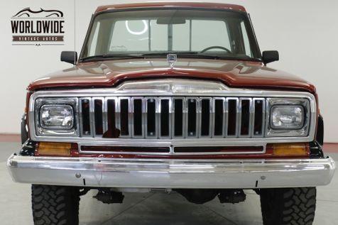 1984 Jeep J10 RARE SHORTBOX 4.2L 4X4 4-SPEED PS PB  | Denver, CO | Worldwide Vintage Autos in Denver, CO