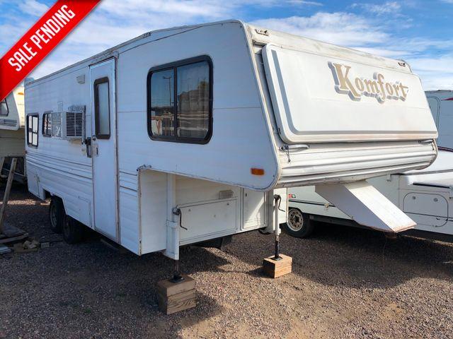 1984 Komfort 21   in Surprise-Mesa-Phoenix AZ