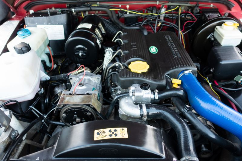 1984 Land Rover DEFENDER 110   Texas  EURO 2 MOTORS  in , Texas
