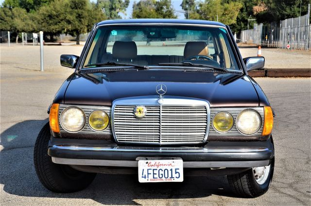 1984 Mercedes-Benz 300 Series 300D-T in Reseda, CA, CA 91335