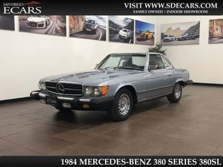 1984 Mercedes-Benz 380 Series 380SL in San Diego, CA 92126