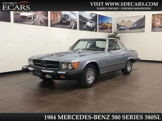1984 Mercedes-Benz 380 Series 380SL in San Diego, CA 92126