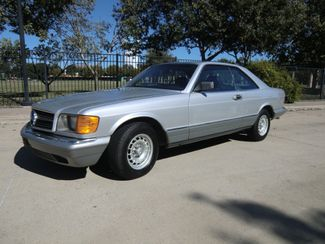 1984 Mercedes-Benz 500 Series 500SEC in Addison, TX 75001
