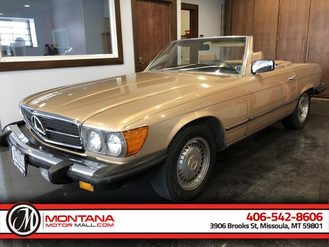 "1984 Mercedes-Benz 560 """""