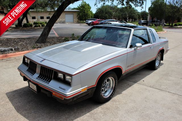 1984 Oldsmobile Cutlass Hurst/ Olds