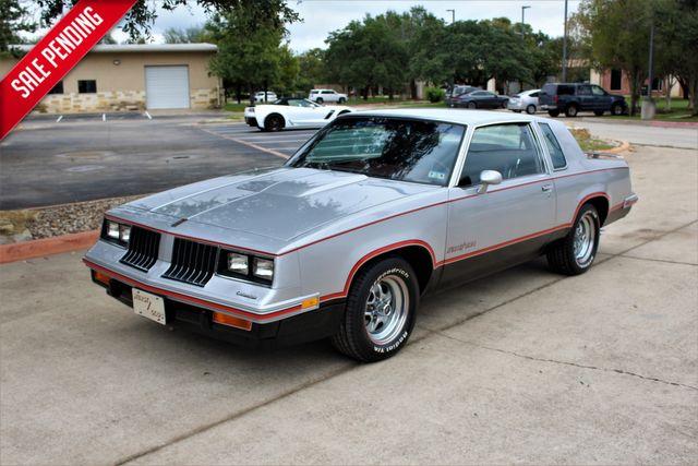 1984 Oldsmobile Cutlass Hurst/Olds