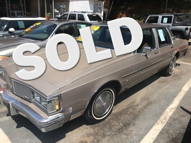 1984 Oldsmobile Delta Royale Knoxville, Tennessee