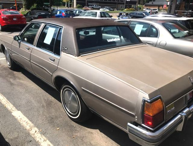 1984 Oldsmobile Delta Royale Knoxville, Tennessee 5
