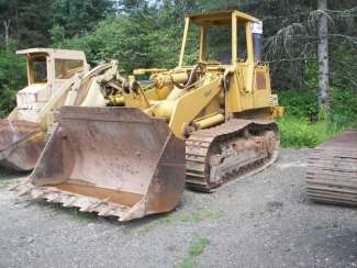 1984 Other CAT 963 CRAWLER LOADER Hoosick Falls, New York