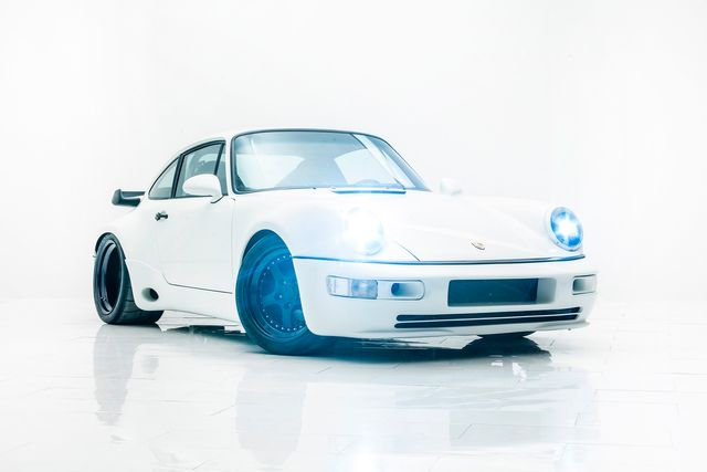 1984 Porsche 911 930 Retro-Rod in Carrollton, TX 75006