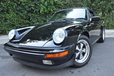 1984 Porsche 911 Cabriolet Conversion in , California