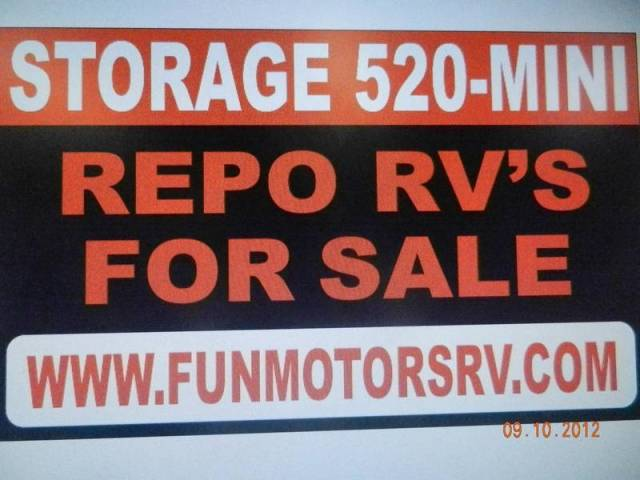 1984 We Buy Rv'S San Antonio, Texas 1