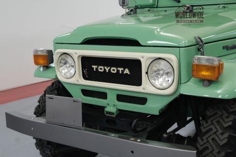 1984 Toyota LAND CRUISER FJ45 FRAME OFF RESTORED. RARE LHD TROOPY! COLLECTOR   Denver, CO   Worldwide Vintage Autos in Denver, CO