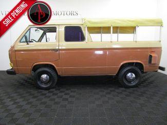 1984 Volkswagen Vanagon/Campmobile 3 DOOR TRUCK in Statesville, NC 28677