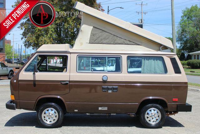 1984 Volkswagen Vanagon/Campmobile WESTFALIA WOLFSBURG EDITION CAMPER in Statesville, NC 28677