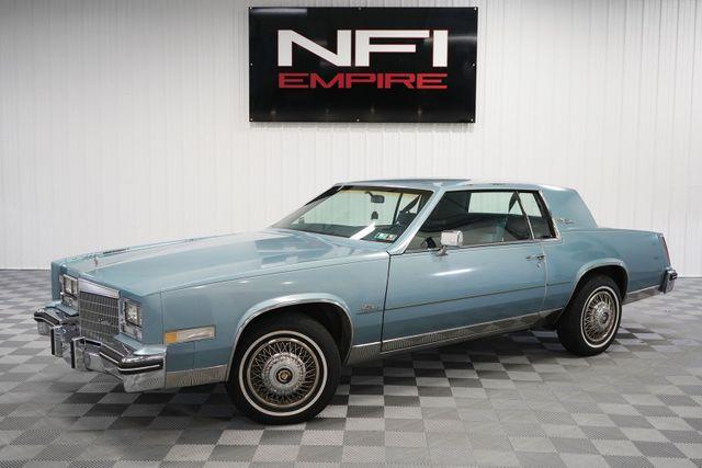 1985 Cadillac Eldorado Le Charlot