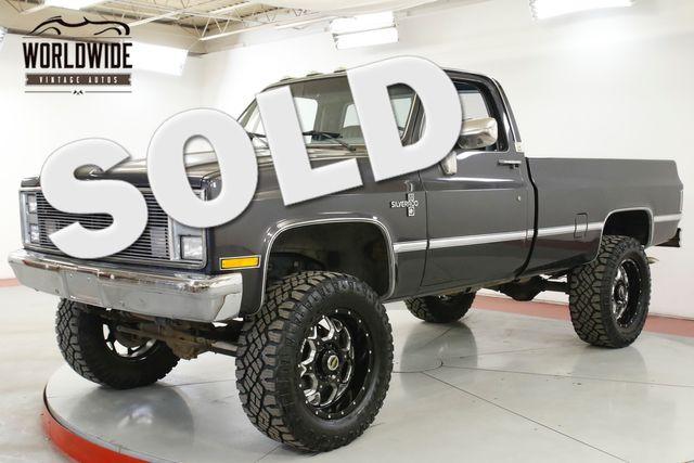 1985 Chevrolet 2500 in Denver CO