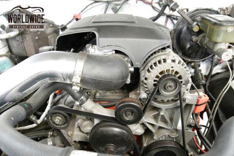 1985 Chevrolet BLAZER RESTORED. LS FUEL INJECTED MOTOR! AC! 4x4! | Denver, CO | Worldwide Vintage Autos in Denver, CO