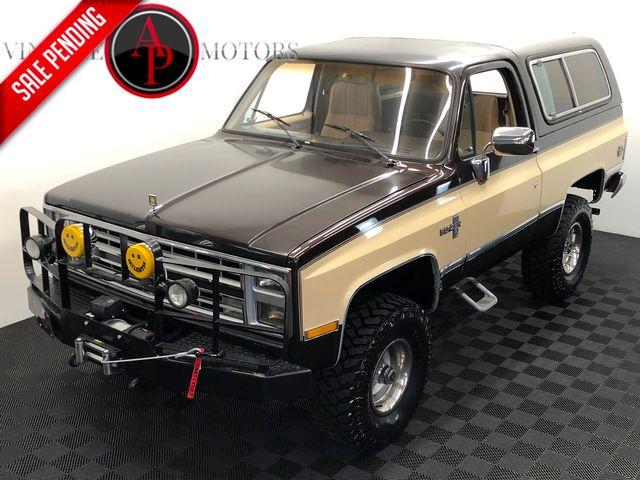 1985 Chevrolet Blazer K5 Silverado Edition