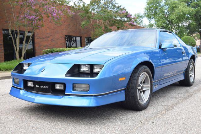 1985 Chevrolet Camaro Z28 Sport IROC in Memphis Tennessee, 38128