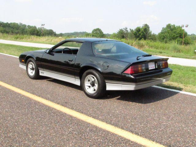 1985 Chevrolet Camaro Z28 Sport St. Louis, Missouri 3