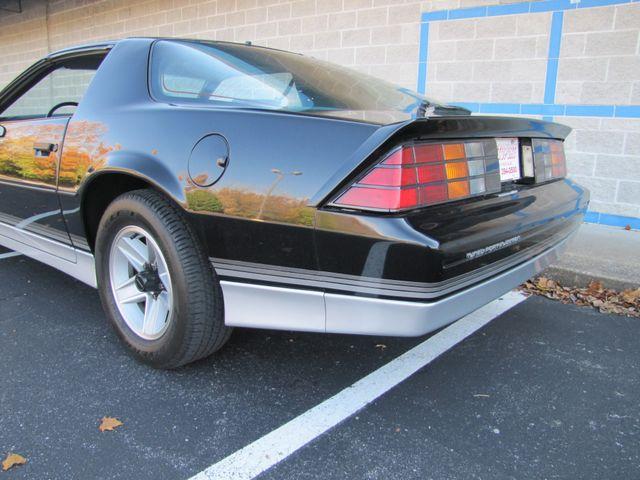 1985 Chevrolet Camaro Z28 Sport St. Louis, Missouri 7