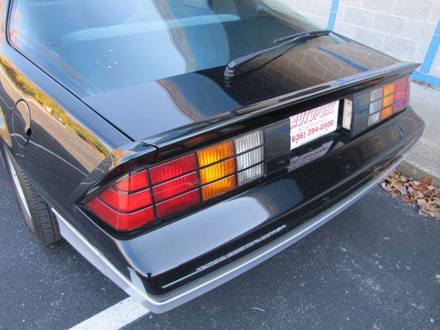 1985 Chevrolet Camaro Z28 Sport St. Louis, Missouri 9
