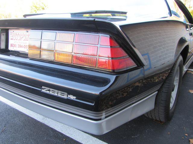1985 Chevrolet Camaro Z28 Sport St. Louis, Missouri 11
