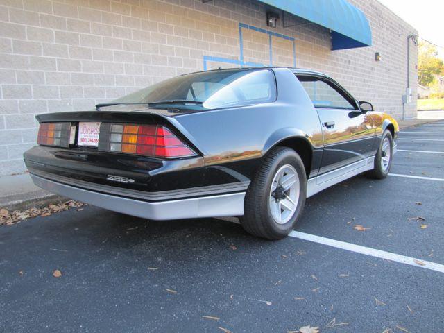 1985 Chevrolet Camaro Z28 Sport St. Louis, Missouri 12