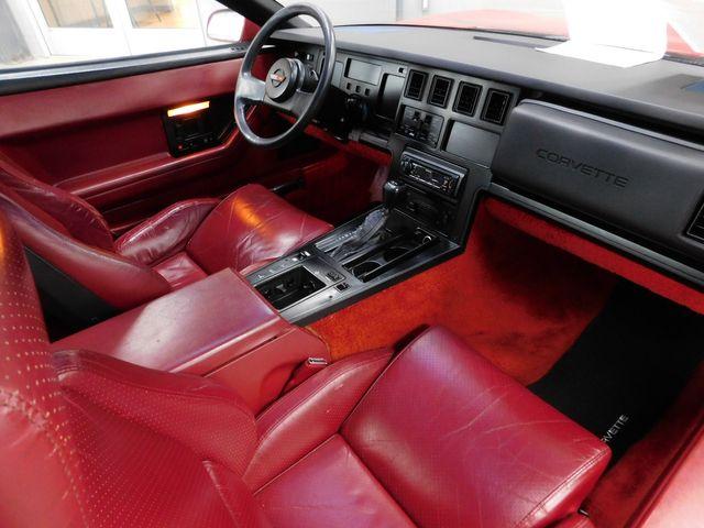 1985 Chevrolet Corvette in Airport Motor Mile ( Metro Knoxville ), TN 37777