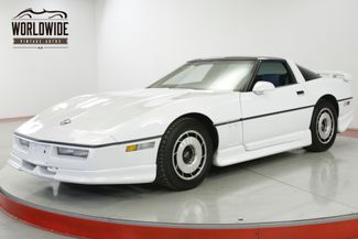 1985 Chevrolet CORVETTE  GREENWOOD EDITION RARE LOW MILES CLEAN AC | Denver, CO | Worldwide Vintage Autos in Denver CO
