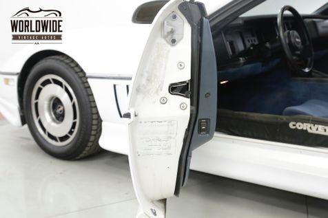 1985 Chevrolet CORVETTE  GREENWOOD EDITION RARE LOW MILES CLEAN AC   Denver, CO   Worldwide Vintage Autos in Denver, CO
