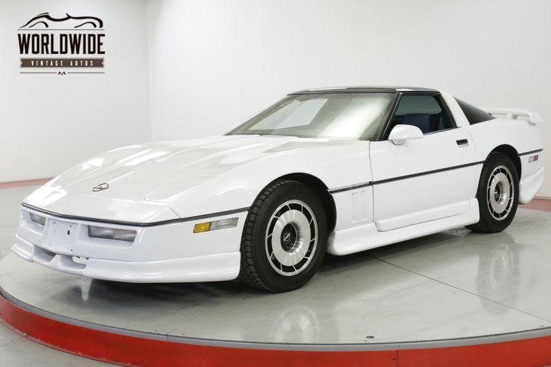 1985 Chevrolet CORVETTE  GREENWOOD EDITION RARE LOW MILES CLEAN AC   Denver, CO   Worldwide Vintage Autos