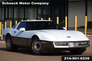 1985 Chevrolet Corvette in Plano, TX 75093