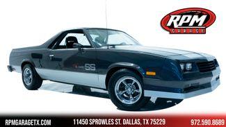 1985 Chevrolet El Camino SS Tribute in Dallas, TX 75229