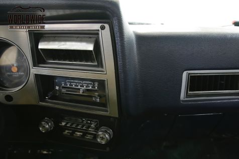 1985 Chevrolet TRUCK SHORT BED 4x4 PS PB REBUILT V8 4SPD 9K MILES  | Denver, CO | Worldwide Vintage Autos in Denver, CO
