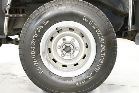 1985 Chevrolet SILVERADO CLEAN AUTOCHECK 350 V8 4X4 SHORTBOX AC  | Denver, CO | Worldwide Vintage Autos in Denver, CO